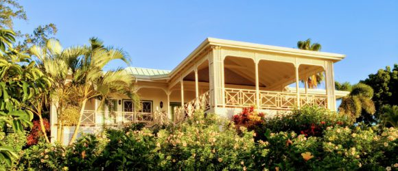 Hill Rise House - Nevis