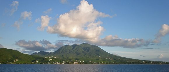 The Beautiful Island of Nevis