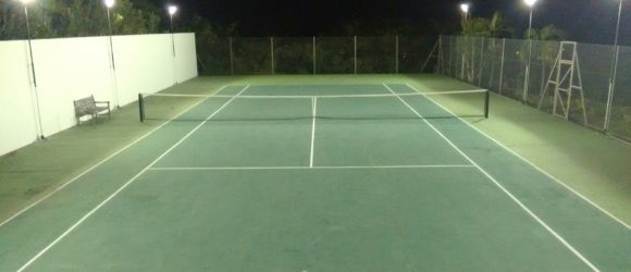 Play Tennis in the cool of the evenings at Hill Rise House